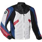 Men BMW Motorcycle Leather Jacket Racing Motorbike Cowhide Leather Jacket Sports