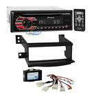 Pioneer CD MP3 Stereo Din Dash Kit Steering JBL Harness for 05-10 Toyota Avalon