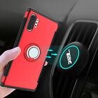 For Samsung Galaxy S8/S9 Plus Shockproof Stand Phone Case+Car Vent Mount Holder