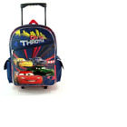 Dianey Cars Rolling BackPack - Disney's Cars Rolling School Bag Large