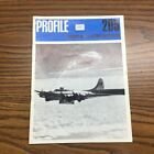 Profile Publications 1971  #205 - Airplane Aircraft Specs - B-17G Flying Fortres