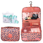 Hanging Toiletry Bag,Portable Travel Camping Organizer Waterproof Cosmetic Makeu