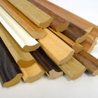BEECH Laminate Flooring Scotia Beading  - wood flooring edging Trim