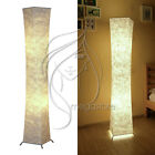 52 60 Floor Lamp Fabric Shade atmosphere Bedroom RGB Color Changing Dimmable
