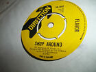 """FLAVOR 7"""" SHOP AROUND/SALLY HAD A PARTY 1968 ON Direction RECORDS UK NM"""