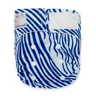 SECONDS SALE! Newborn Baby Pocket Cloth Diaper Waterproof Outer Shell (6-22 lbs)