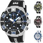 Technomarine Men's Swiss Automatic Chronograph 500M 45mm Watch - Choice of Color image
