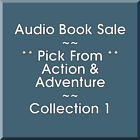 Audio Book Sale: Action & Adventure (1) - Pick what you want to save $3.72 CAD