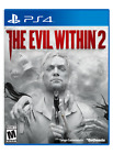 The Evil Within 2 (PlayStation 4) BRAND NEW & FACTORY SEALED Free Shipping!! ps4