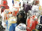 STAR WARS - ASTROMECH & DROID FIGURES SELECTION (2) - SEE PHOTOS!