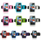 Running Sport Armband Case Cover For Samsung Galaxy S4 S5 S6 S7 edge