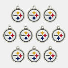 NFL Pittsburgh Steelers Football Charms for Bracelet Necklace Pendants Jewelry on eBay