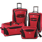 American Tourister Fieldbrook II Four Piece Suitcase Luggage Set - Choose Color