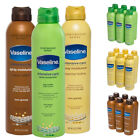 6pk Vaseline 6.5oz Body Spray Lotion Moisturizer For Dry Skin Gift Set Men Women
