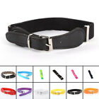 Toddler Candy Color Waist Belt Buckle PU Leather Kids Girls Boys Waistband Newly