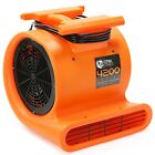 CFM PRO Air Mover Carpet Floor Dryer 3 Speed 1 HP Blower Fan - Stackable ... New