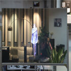 "Self Adhesive Mirror Holographic Rear Projection Film  32"" & 42"""