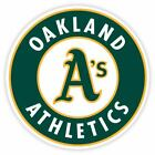 Oakland Athletics Mascot Vinyl Sticker Decal **SIZES** Bumper Cornhole Truck Car on Ebay