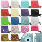 Внешний вид - Camera Case Bag for Fujifilm Instax Mini 8 / 8+ / 9 Camera - Choose Color/Design