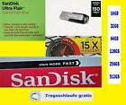 Sandisk Ultra Flair USB 3.0 Stick 16GB 32GB 64GB 128GB USB 3.0 Flash Drive USB