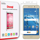 2X Dooqi Full Coverage Tempered Glass Screen Protector For Huawei Ascend XT2