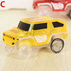 Creative kids Electronics Special Car for Magic Track Toys With Flashing Light