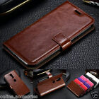 "VINTAGE STYLISH LEATHER FLIP WALLET COVER BACK CASE FOR HTC 326 , 326G (4.7"")"