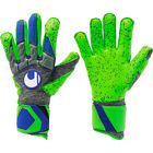 UHLSPORT TENSIONGREEN SUPERGRIP Goalkeeper Gloves Size