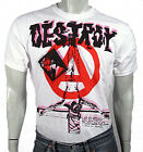 Punk seditionaries  destroy anarchy tee small to 4XL