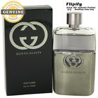 Gucci Guilty Pour Homme Cologne EDT Spray for MEN 3 5 1.6 1.