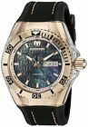 Technomarine Cruise Men's 44mm Monogram Black Dial Watch - Choice of Color