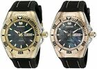 Jewelry Watches - Technomarine Cruise Men's 44mm Monogram Black Dial Watch - Choice of Color