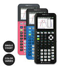 New Sealed Texas Instruments TI-84 Plus CE Color Graphing Calculator Blue/Red