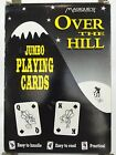 Over the Hill, Jumbo Playing Cards, Magique's, Red Backs, Reg Playing Cards