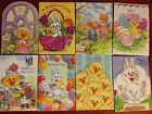 what is jelly bean os - 30 Suzy's Zoo Easter Greeting Cards: Die Cut and Glitter *free shipping with 10+