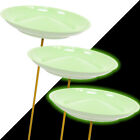 Jac Products Glow in the Dark Spinning Plates & Sticks - Circus Kids Skill Toy