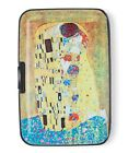 Armored Wallet, RFID Hardcase Aluminum Wallet, Fine Arts Series NEW