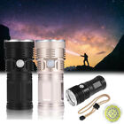 38000LM 16LED XM-L T6 LED Flashlight Waterproof Camping Light Outdoor Torch Lamp