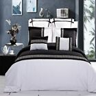 Astrid  Embroidered Multi - Piece Duvet Cover Set