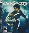 Dark Sector PS3 Tested Play Station 3, video games