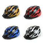 New Mens Adult Street Bike Bicycle Cycling Safety Carbon Helmet With Visor UE