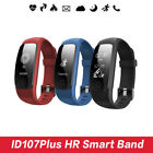 Bluetooth Smart Sports Bracelet Wristband Heart Rate Monitor Pedometer Fitness