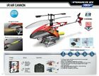 Silverlit Air Cannon 3-Channel I/ R Remote Control Gyro Helicopter with Missi...