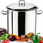 Best Stockpots - Gastro Large Deep Stainless Induction Steel Stock Pot Review