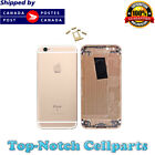 New Replacement iPhone 6S Back Housing Mid Frame Assembly - Gold