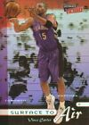 1999-00 Ultimate Victory Surface to Air Basketball Cards Pick From List