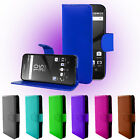 Magnetic Book Wallet Flip Holder Leather Case Cover For Sony Xperia X Z