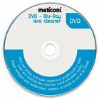 Meliconi Dvd Blu-Ray Lens Cleaner Disc + 5.1 Audio System Check For Dvd Playe...