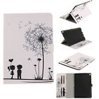 "Luxury Painted 3D Magnetic Flip Leather Stand Case Cover For New iPad 9.7"" 2017"