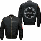 Hot new Game Of Thrones jacket men's baseball uniform bomber flight jacket